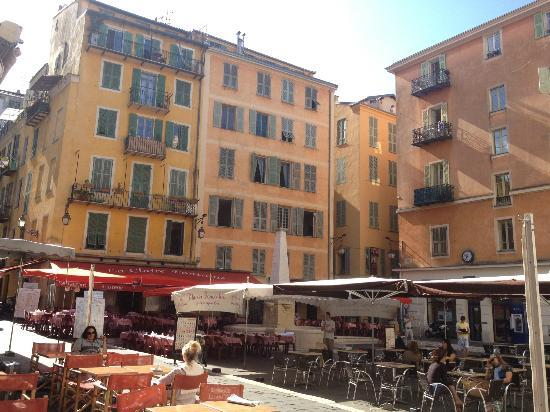 Place Rossetti