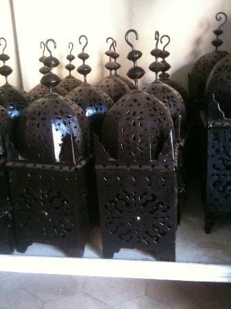 Dar Zouhour : Chez les Artisants