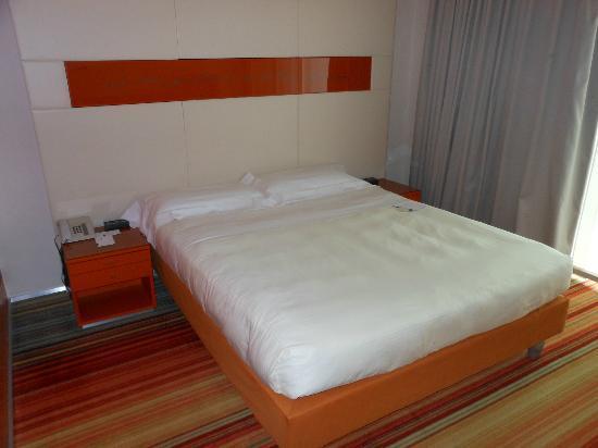 UNA Hotel Bologna: camera