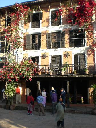 The Old Inn: Main Building