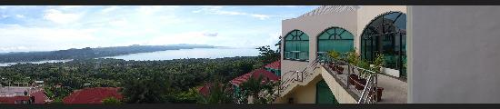 Bohol Plaza Resort : view
