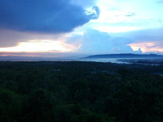 Bohol Plaza Resort : view