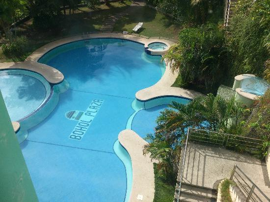 Bohol Plaza Resort: pool