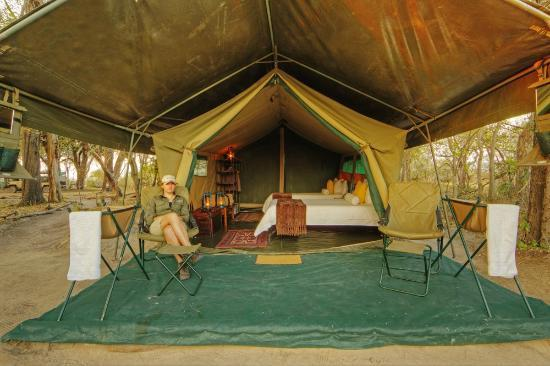 Footsteps Camp : Tent