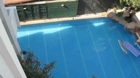Blue Lagoon Hotel Marmaris: Pool area