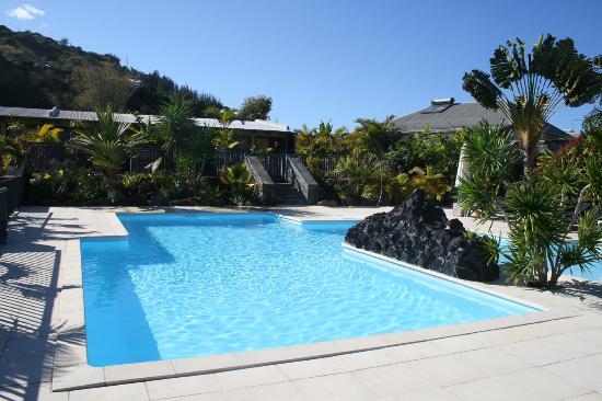 Dimitile Hotel : la piscine