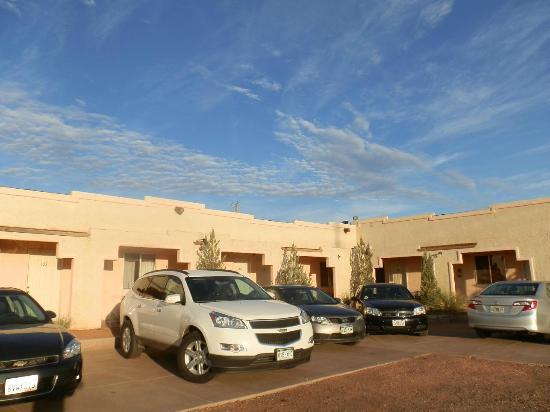 Tuba City, Arizona: exterior 