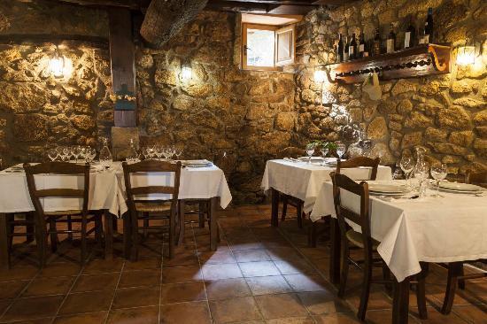 Casa Rural Corvina: Comedor Común
