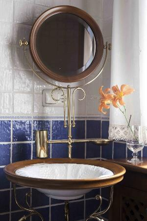 Casa Rural Corvina: Baño
