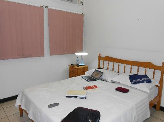 The Plaza Hotel: Bedroom