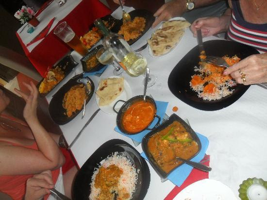 Main dishes for four picture of kashmir indian - Kashmir indian cuisine ...