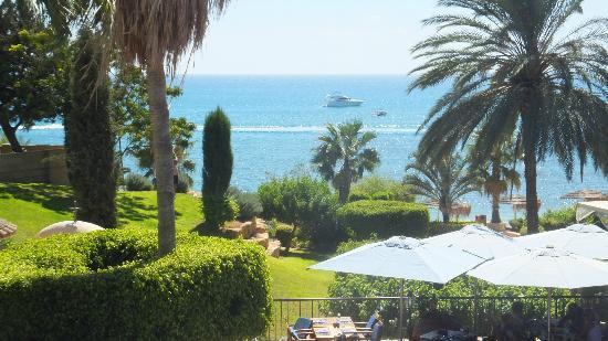 Columbia Beach Resort Pissouri: View of sea