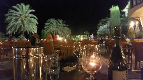 Columbia Beach Resort Pissouri: Restaurant