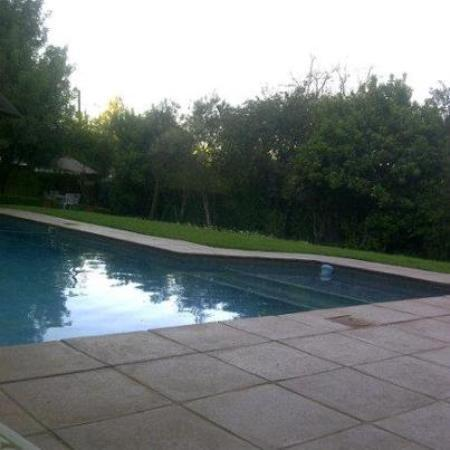 Bellgrove Guest House: poolside