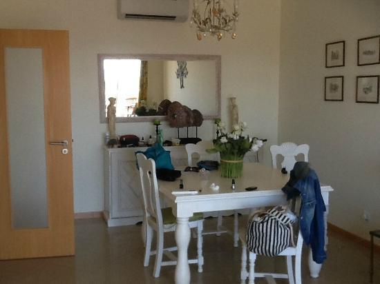 Encosta da Orada: Dining Room