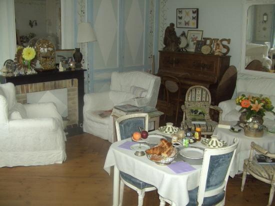 Rosebud : salon