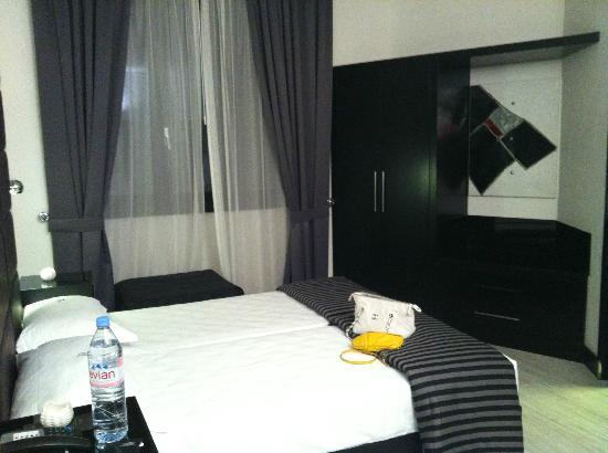 Hotel Napoleon: The room on the 1st floor