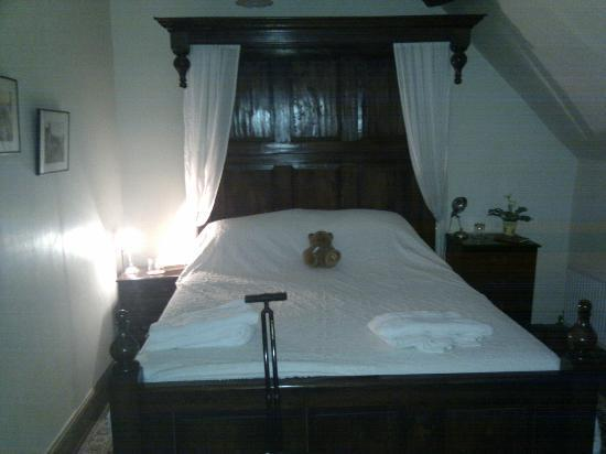 The Severn Trow: Teddy awaits you!