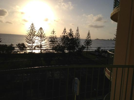 Good morning to another great day at Alex Seaside Resort