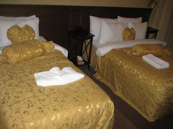Hotel El Blanco : Double room