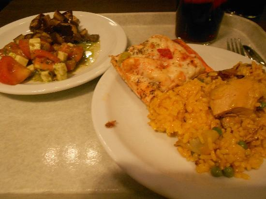 Fres Co: Pizza and paella