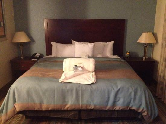 Homewood Suites by Hilton Slidell: Room 422 - King 1 Bedroom