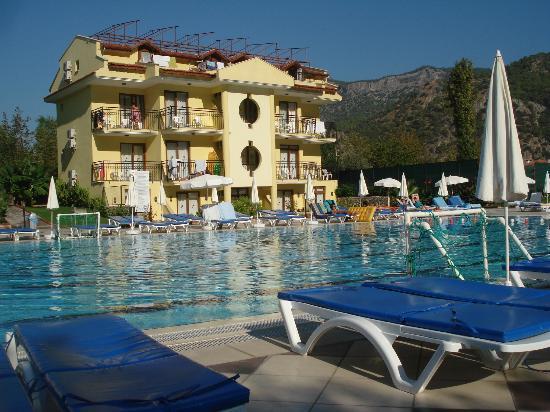 NOA Hotels Oludeniz Resort Hotel: activity pool