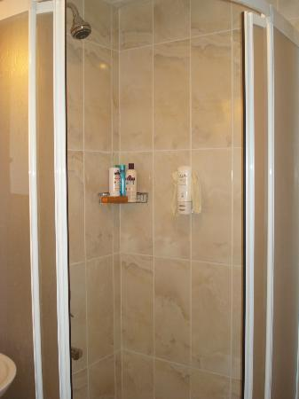 NOA Hotels Oludeniz Resort Hotel: shower
