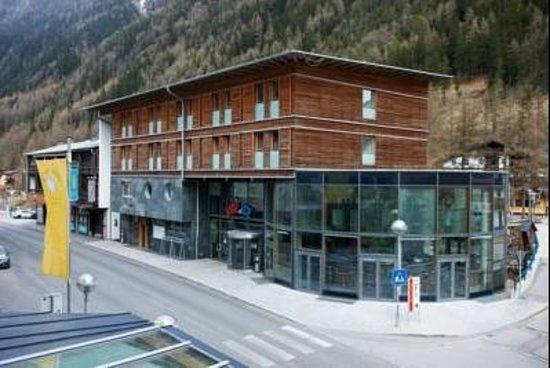 Hotel Garni Sunshine: Haus