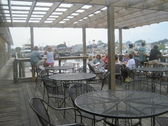 Harbor Masters : View of the Deck