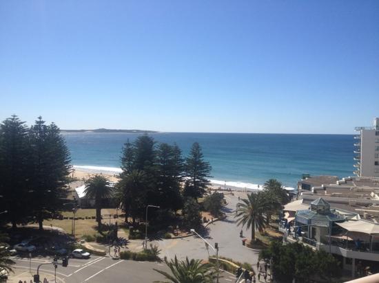 ocean view @ rydges Cronulla