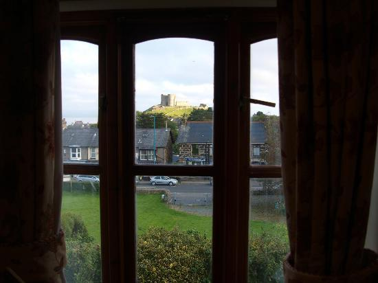 The Lion Hotel: View from my room