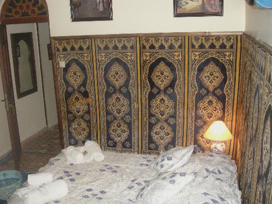 Riad Lahboul: The Essaouira bedroom