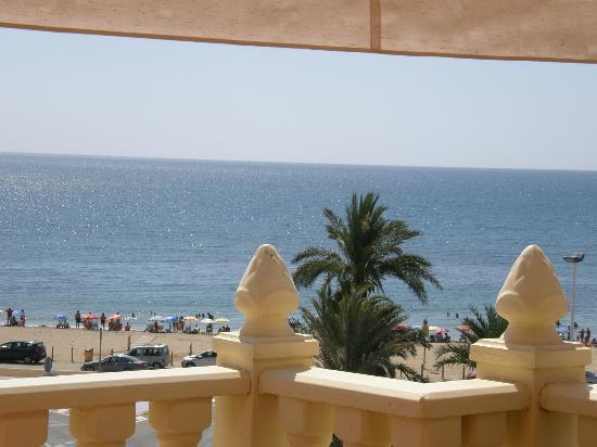 Apartamentos Bellavista: vista al mar