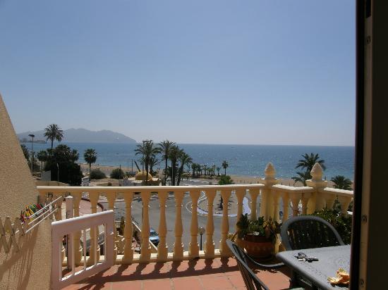 Apartamentos Bellavista: terraza