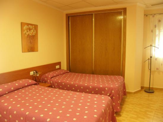 Apartamentos Bellavista: dormitorio