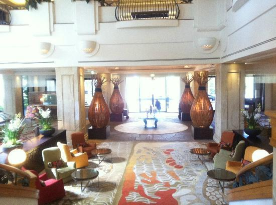 Surfers Paradise Marriott Resort & Spa: Lobby
