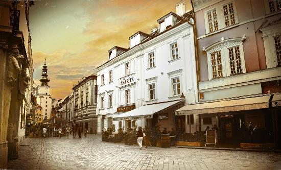 Skaritz Hotel & Residence: hotel skaritz