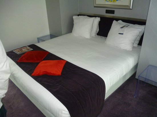 WestCord Art Hotel Amsterdam: camaa