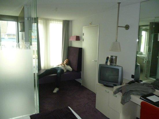 WestCord Art Hotel Amsterdam: resto habitacion