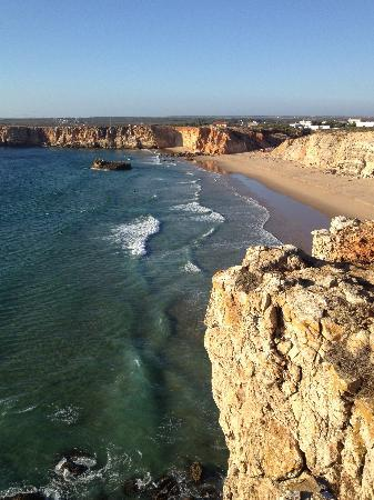 Warung : The nearby beach and fortress at Sagres provide for great exploration and fun in the water