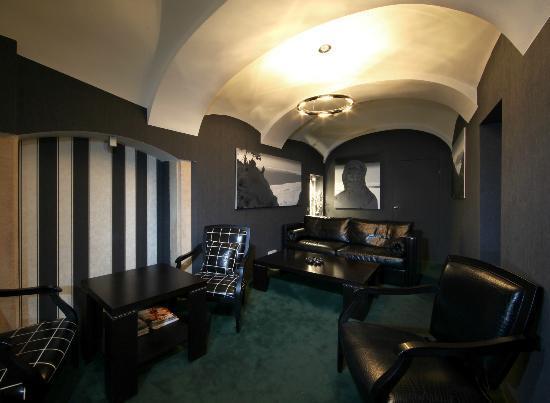 Skaritz Hotel & Residence: cigar lounge