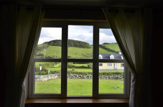 Dunroman House: Panorama dalla camera