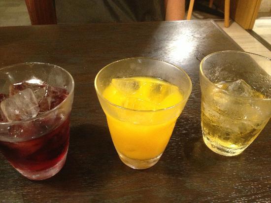 Nabezo Shinjuku 3 Chome: Local Liqueurs