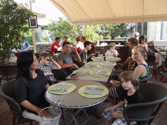 Le Bombe Cul : Children love this place!