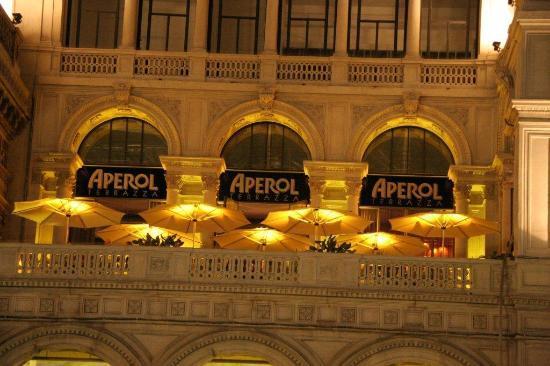 Terrazza Aperol Dalla Piazza Del Duomo Picture Of Terrazza