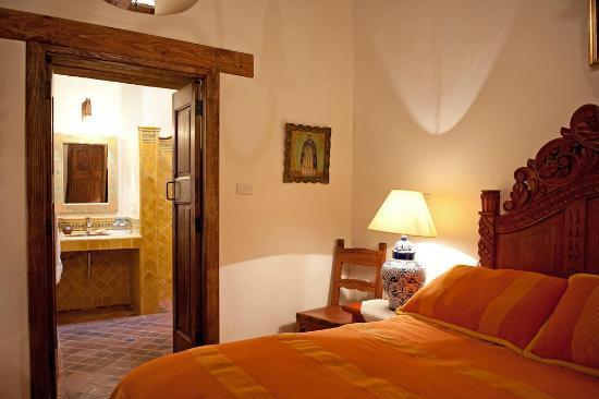 Villa Victoria: Guadalupe bedroom