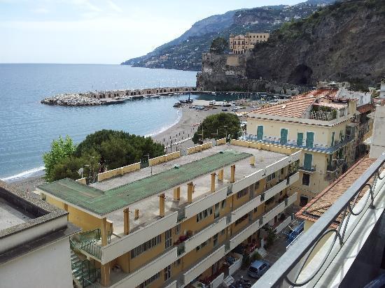 Residence Hotel Panoramic: camera vista mare