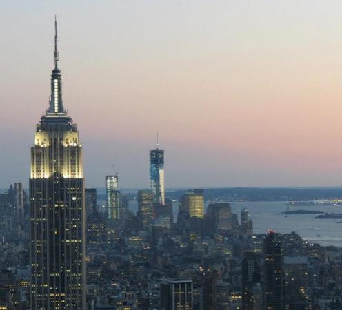 Empire State Building Movie Location