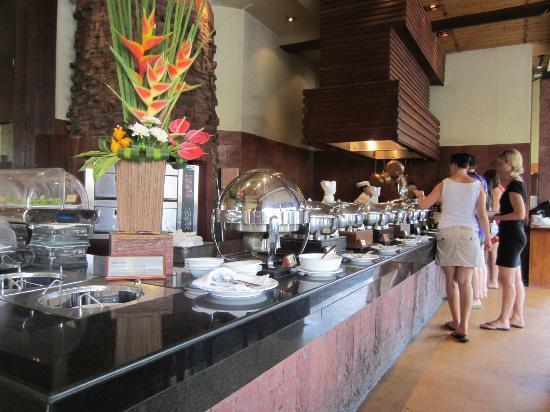 Ramayana Resort & Spa: Breakfast buffet variety